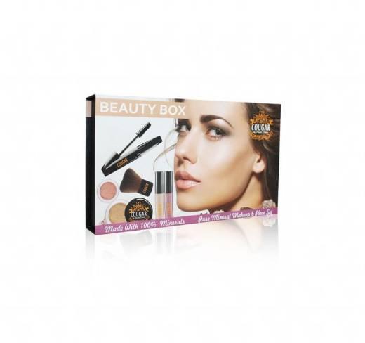 Beauty Box 6 Τεμαχίων για Σκουρόχρωμες Επιδερμίδες