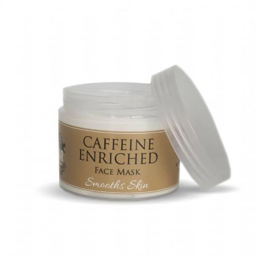 Μάσκα Προσώπου Caffeine & Hyaluronic Acid