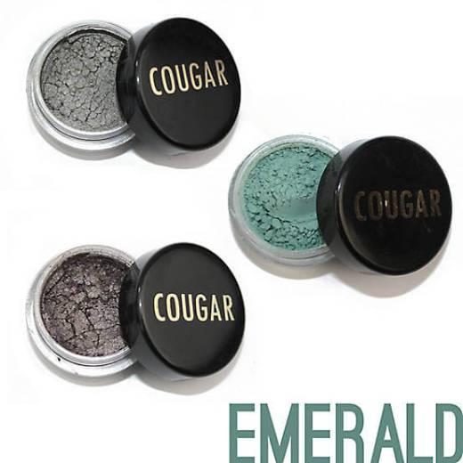 Mineral Σετ Σκιών (Emerald)