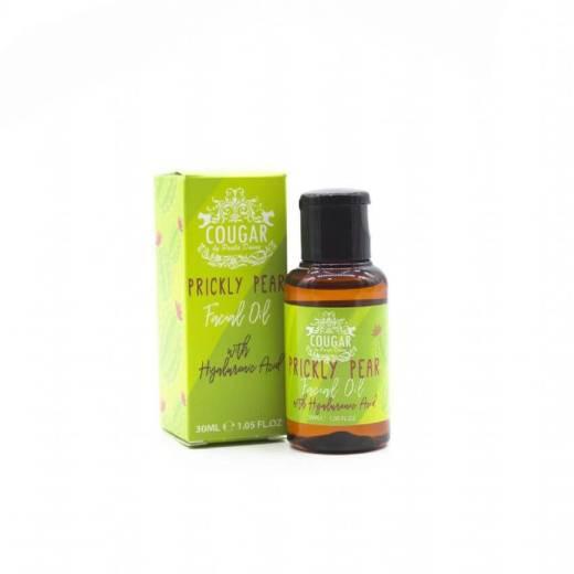 Λάδι Προσώπου με έλαιο Φραγκόσυκου & Υαλουρονικό οξύ