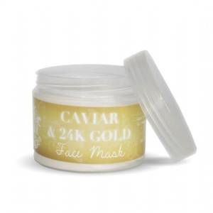 Μάσκα Προσώπου Caviar & 24K Gold